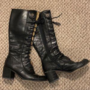 SEYCHELLES genuine leather
